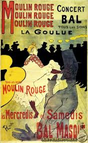 Cartel Toulouse Lautrec