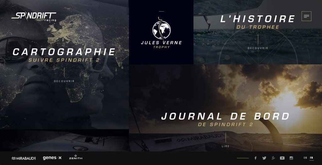 Diseno Web Inspiracion 1 Racing-X-Jules-Verne-Trophy