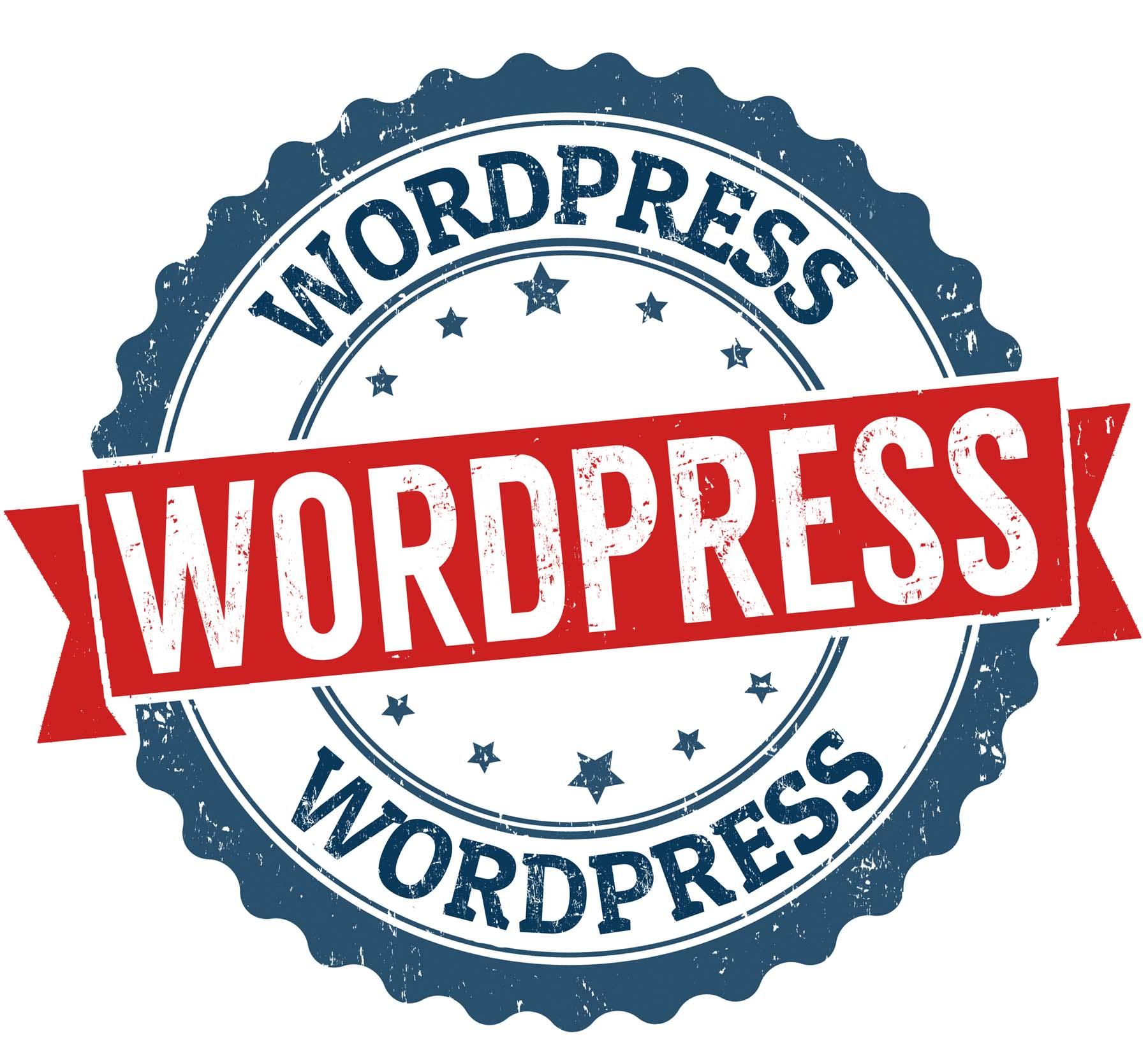 Sello de garantía de calidad de Wordpress